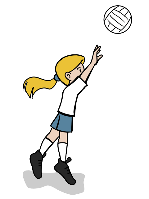 Volleyball Y5/6