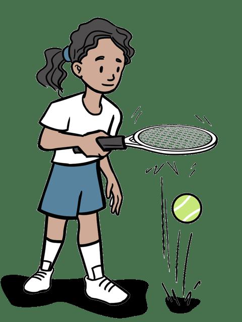 Get Set 4 PE - Scheme of Work - Year 4 Tennis